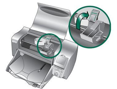 impresora HP atasco de papel
