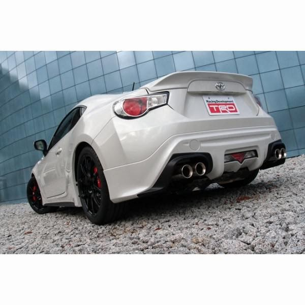 add on Toyota FT86 TRD