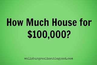 Have you ever wondered what kind of house you could purchase for $100,000?  How big would the house be? How old? The following are listings in Wasatch, Summit and Utah Counties listed for right around $100,000.