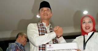 Agus Yudhoyono-Sylviana Murti