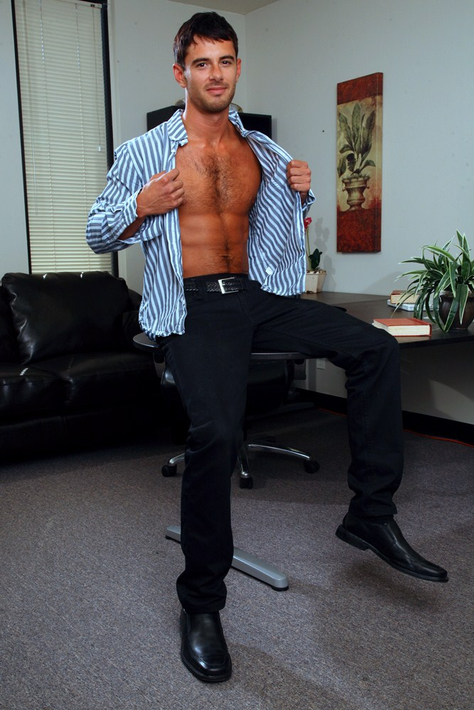 Another Men Blog: Donny Wright