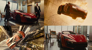 Lykan Hypersport Fast n Furious 7