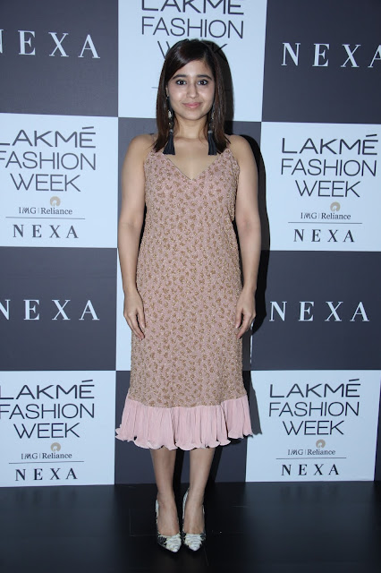 Actress Shweta Tripathi at Grazia Young Fashion Awards 2017