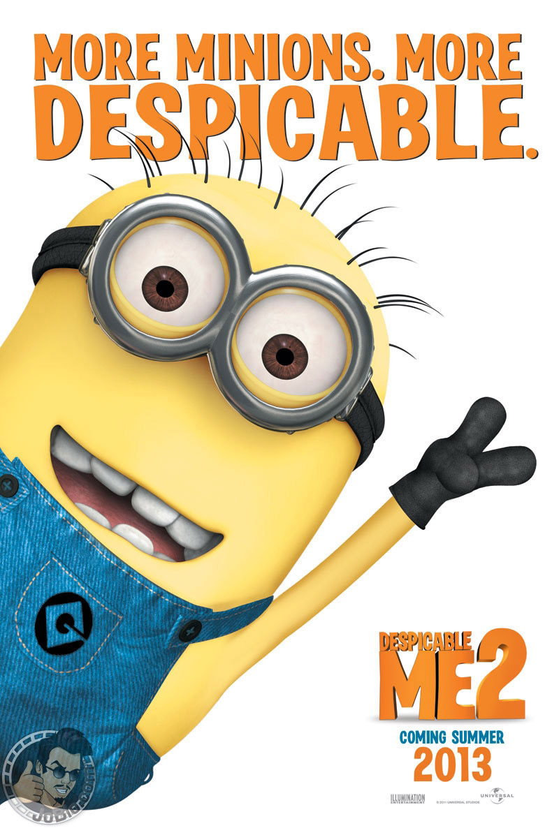 Despicable Me 2 2013 Hindi Dual Audio 720P BRRip 400MB HEVC, despicable me 2 2013 hindi dubbed 720p hevc brrip 400mb free download or watch online at world4ufree.ws