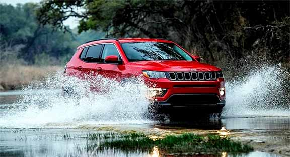 Jeep Compass 2017, Jeep Compass Review, Jeep Compass 2017 review