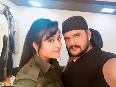 प्रेम राय की फ़िल्म 'आतंकवादी' की शूटिंग पालनपुर में शुरू !