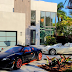 CELEBRITY LIFE: Floyd Mayweather Shows Off His Miami Beach Mansion & Buggatis!