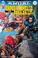 DC Renascimento: Capuz Vermelho e os Foras da Lei - Anual #1