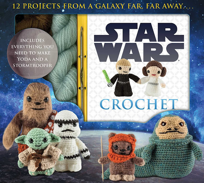 Star Wars Amigurumi Crochet Patterns