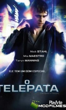 Capa do Filme O Telepata