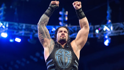 WWE Superstar Roman Reigns Champion Spoilers WrestleMania