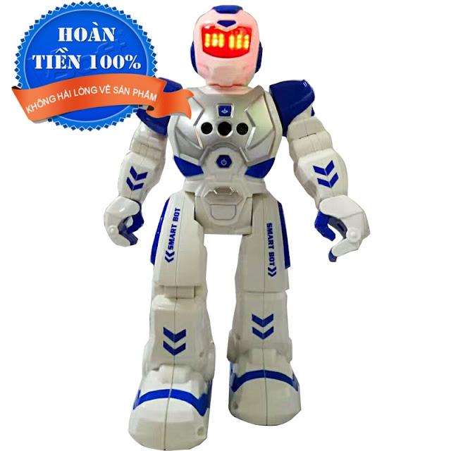 Smart bot ro bot thông minh