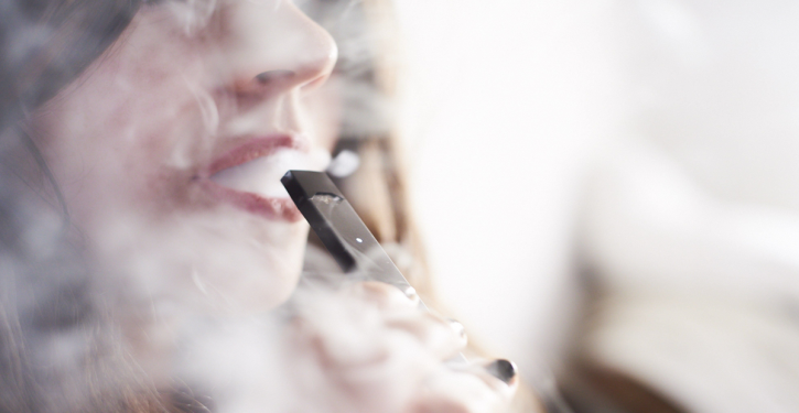 Scientists Say E-cigarettes Are As Bad For The Lungs As Cigarettes