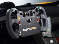 McLAREN 12C CAN-AM EDITION RACING CONCEPT wheel