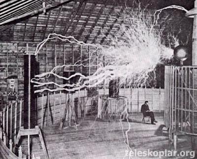 Tesla bobini