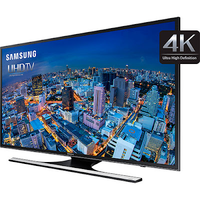 "Smart TV LED 60"" Samsung UN60JU6500GXZD Ultra HD 4K"