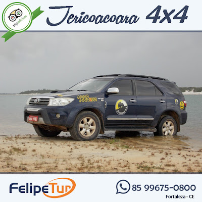 transfer privativo jericoacoara