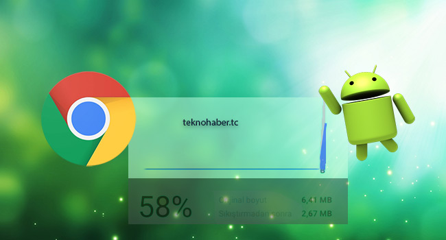 Android Cihazlarda İnternette Tasarruf Edin