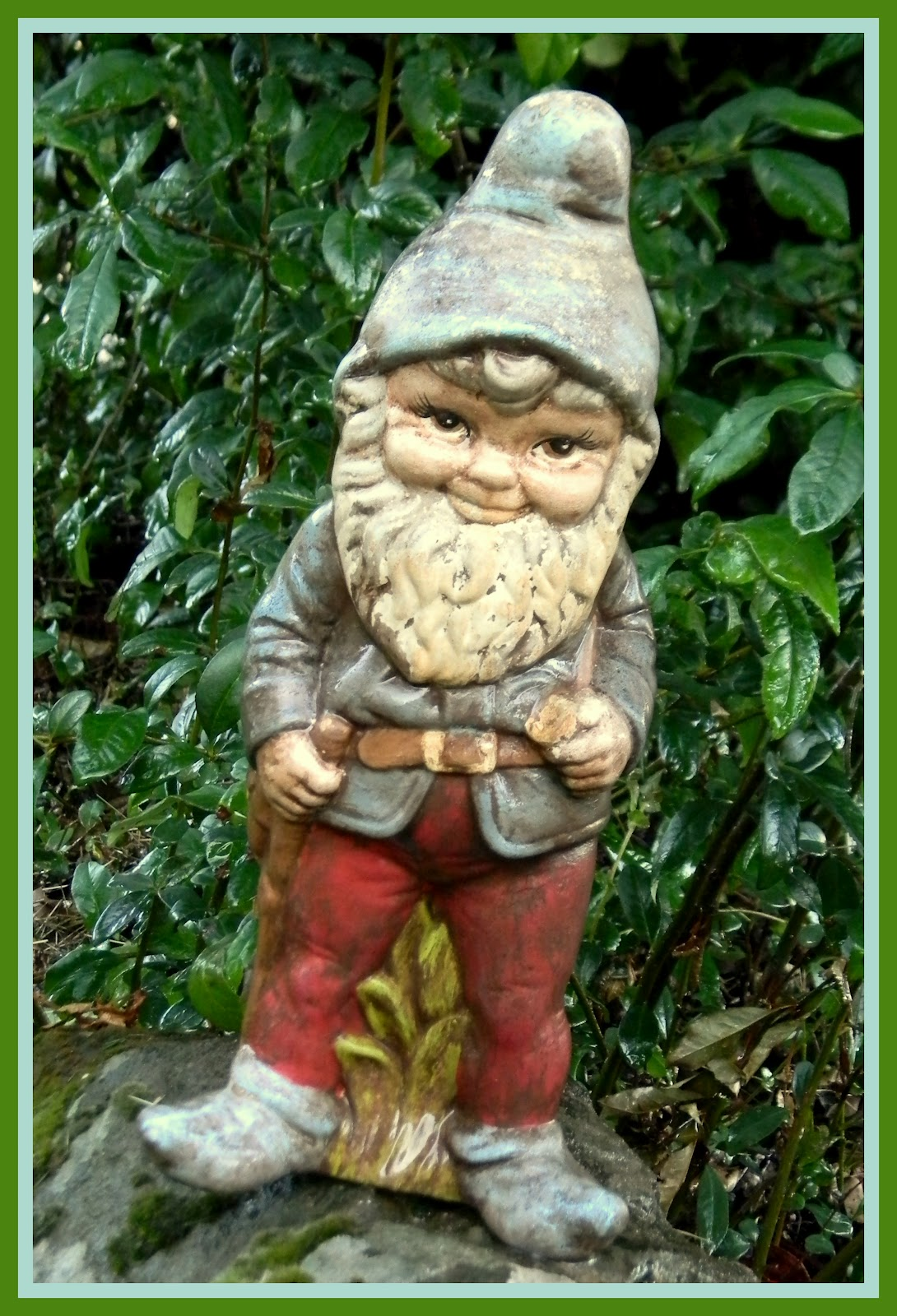 Gnome In Garden: Bliss & Vinegar: Thrifted Finds # 16 :: Filthy Little