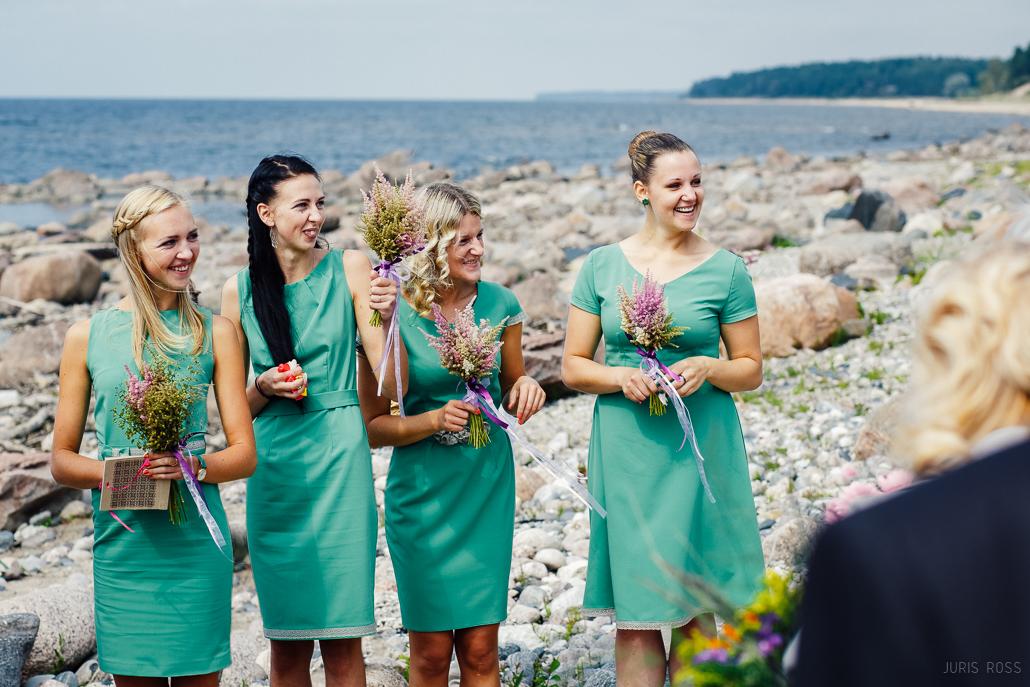 līgavas draudzenes kleitas idejas
