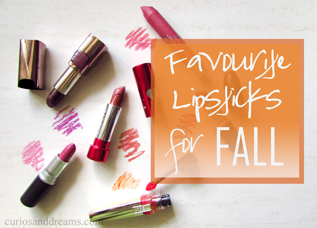 Favourite Lipsticks for Fall,  Favourite Lipsticks for winter,  Favourite Lipsticks for Fall winter