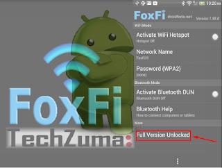 Foxfi key premium