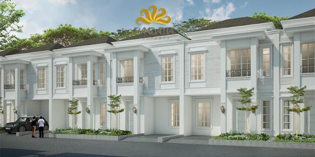 Rumah Grand Kartika Cibubur Tipe 2 Lantai