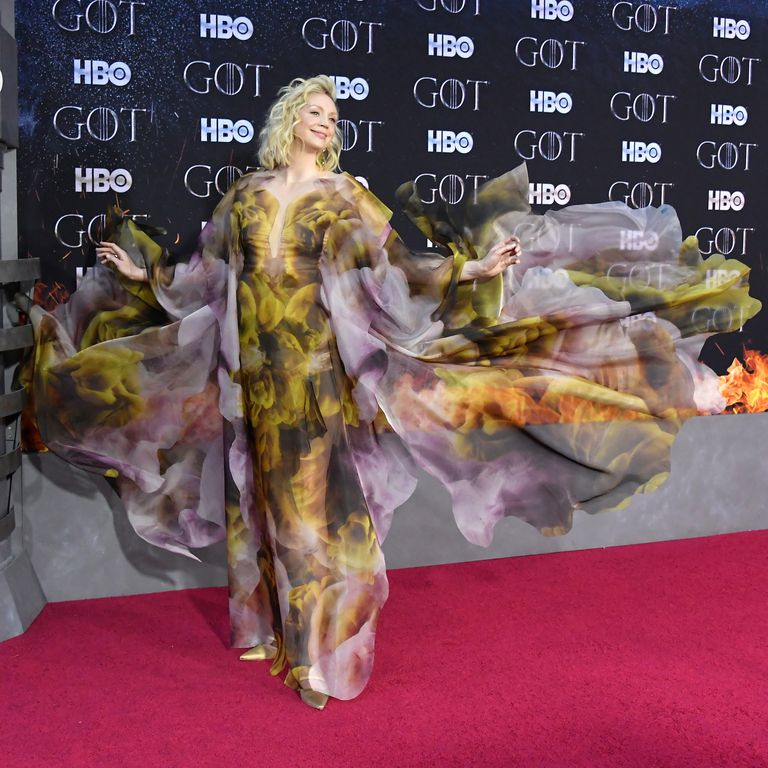 Gwendoline Christie – Game of Thrones Season 8 Premiere in NY