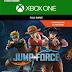 Jump Force Standard Edition Xbox One  GLOBAL DIGITAL CODE