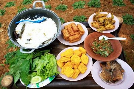 Mengintip Resep Makanan Enak Khas Sunda