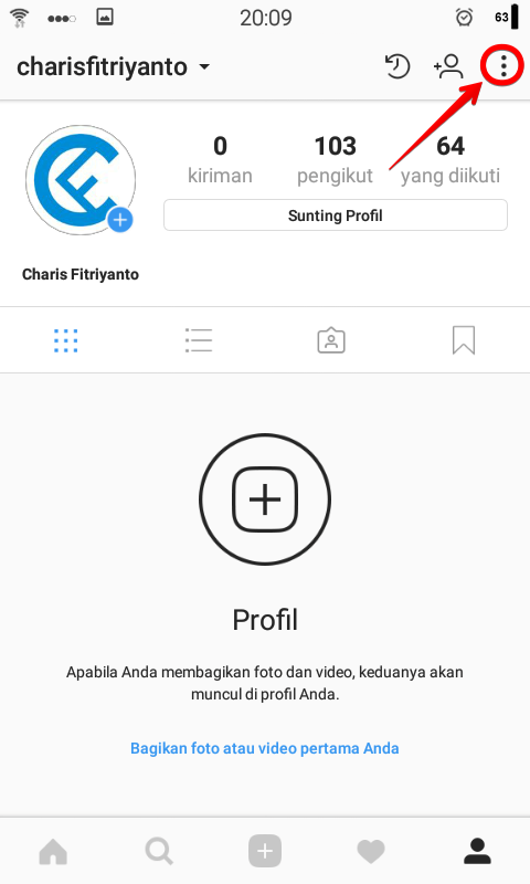 Cara Berhenti Auto Followers Di Instagram