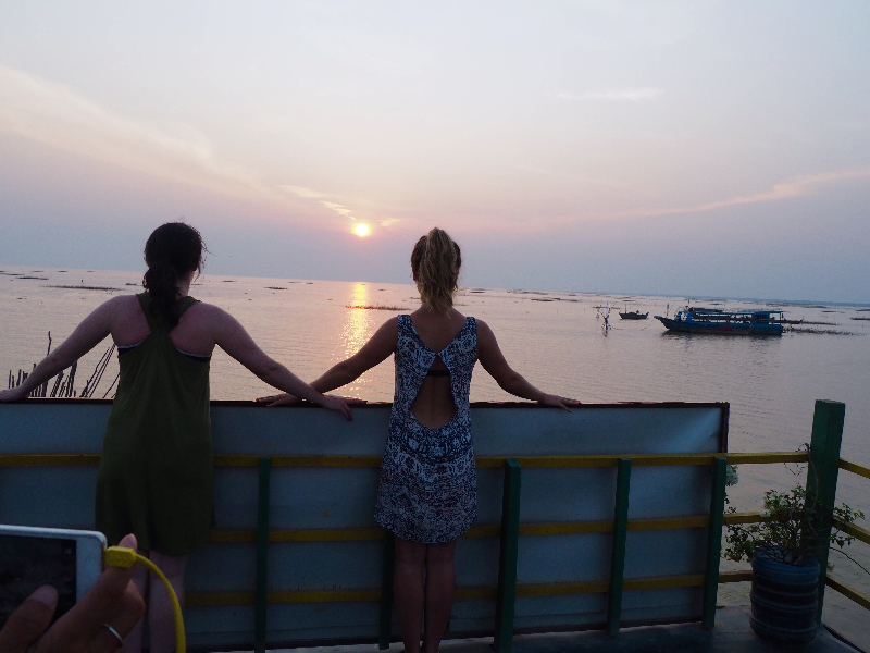 Floating Villages, Tonlé Sap Lake Cambodia