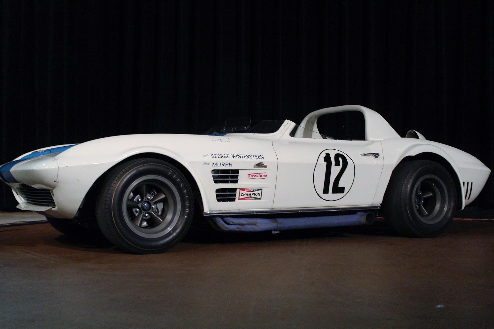 Cross-Country Corvette: Corvette Racing Weekend, Simeone Museum