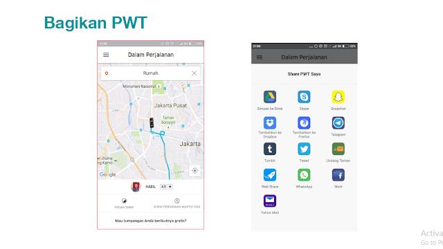 Aman Berkendaraan Bersama Uber di Bandung