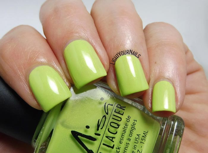 Misa Lime Love | Light Your Nails!