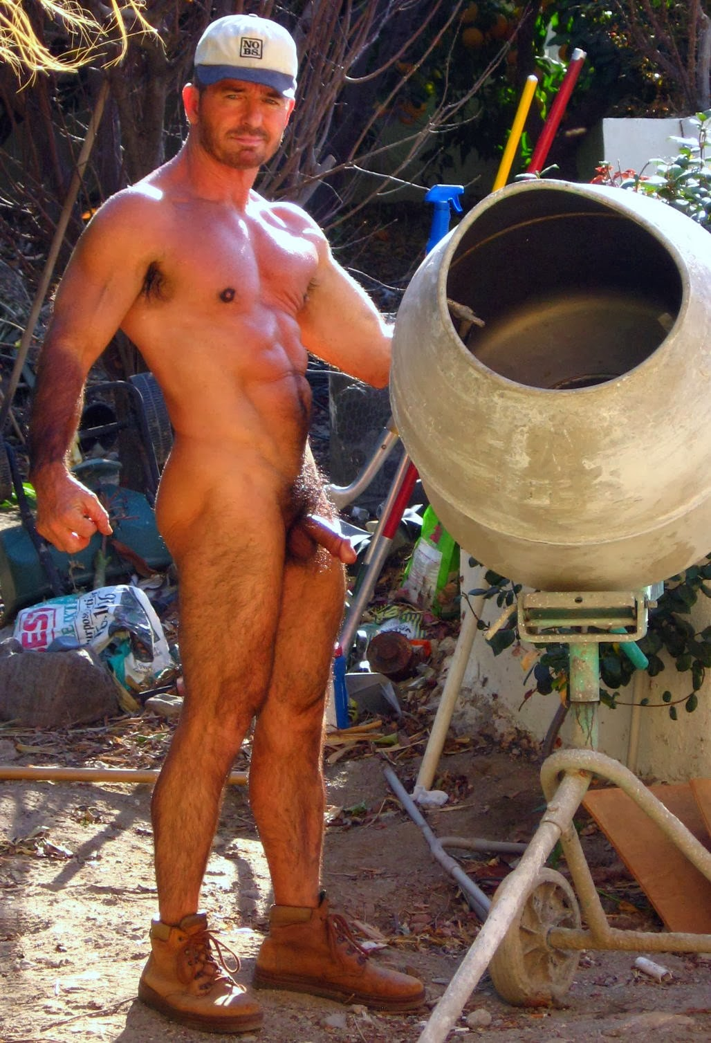 Masculine nude construction workers, cute innocent virgin pussy