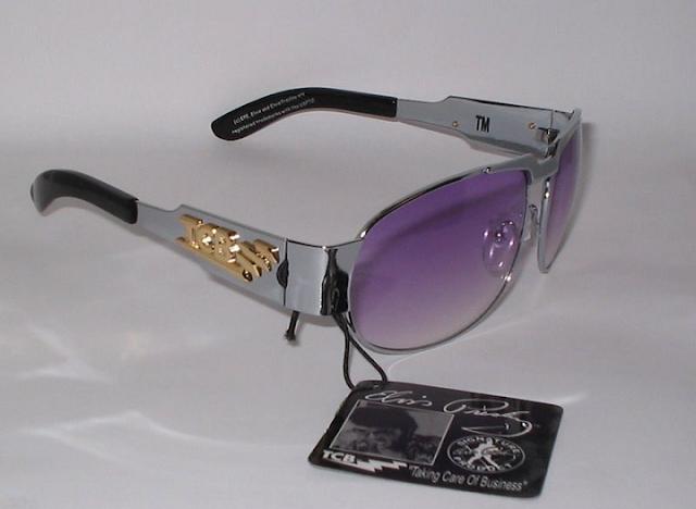 Souvenirs de óculos de Elvis em Las Vegas