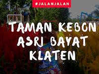 Taman Bunga Kebon Asri Bayat, Wisata Ala Keukenhof Garden di Klaten