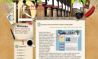 Do as Ecuadorian Locals Blogger Template