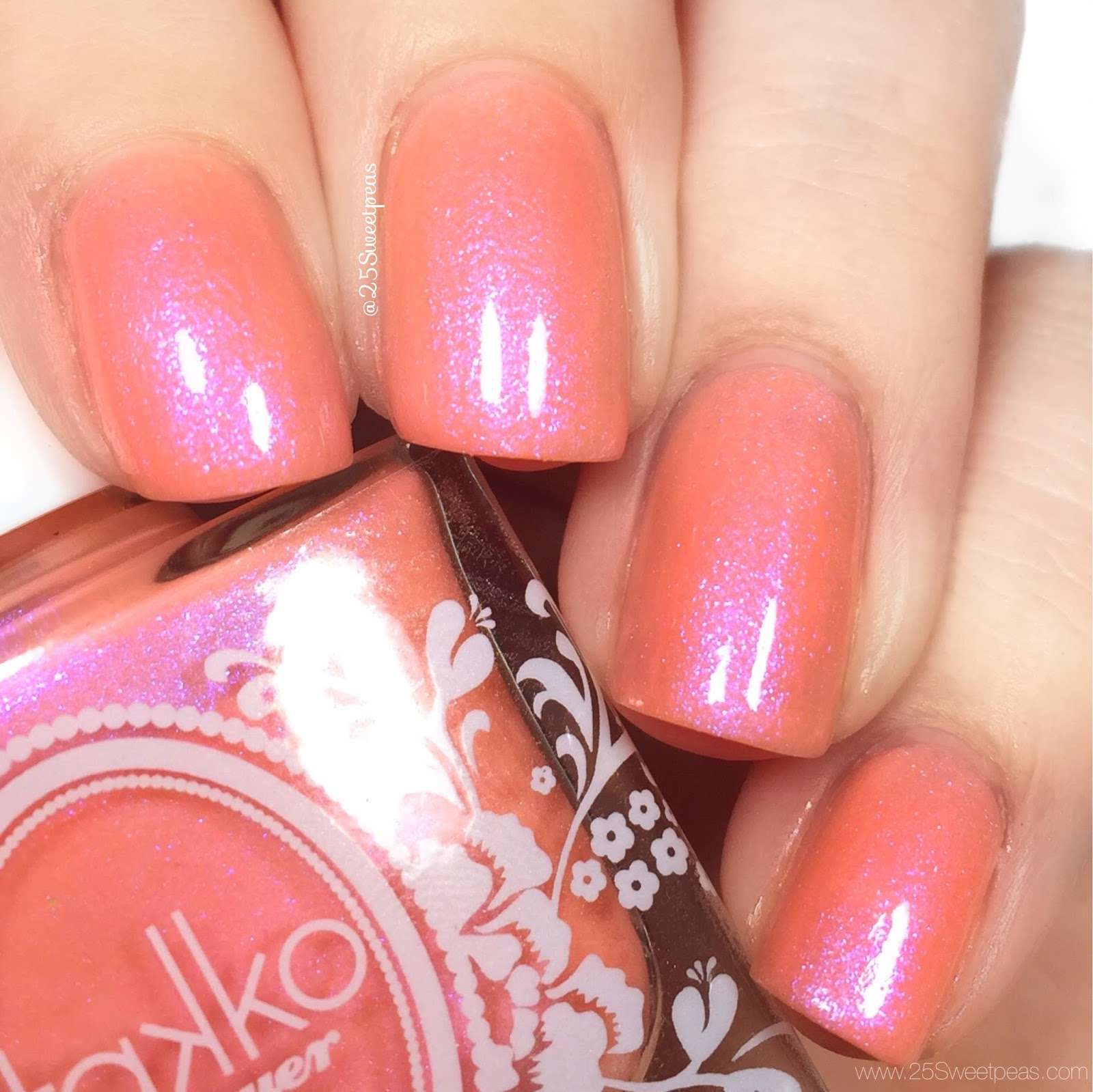 Takko Lacquer South Beach