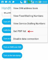 mengaktifkan tombol pdp list android