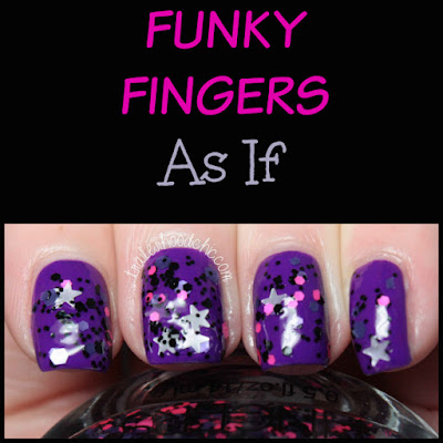 funky fingers as if riot swatches review