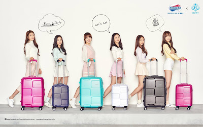 G Friend American Tourister 2016