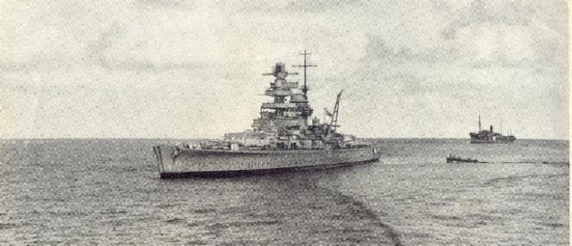 26 December 1940 worldwartwo.filminspector.com Admiral Scheer
