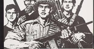 How was the war between America and Vietnam?