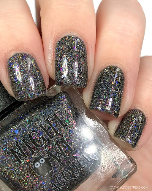 Night Owl Lacquer Asteria
