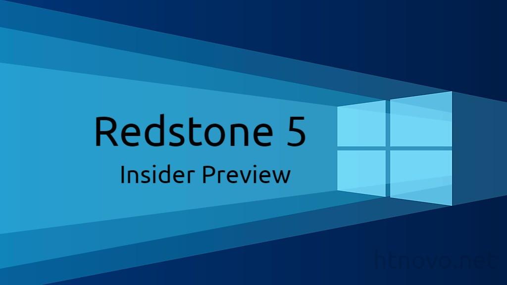 Redstone 5-Build-17738