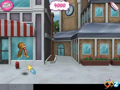 街頭美少女:超級寶貝,正妹美女動作過關遊戲!