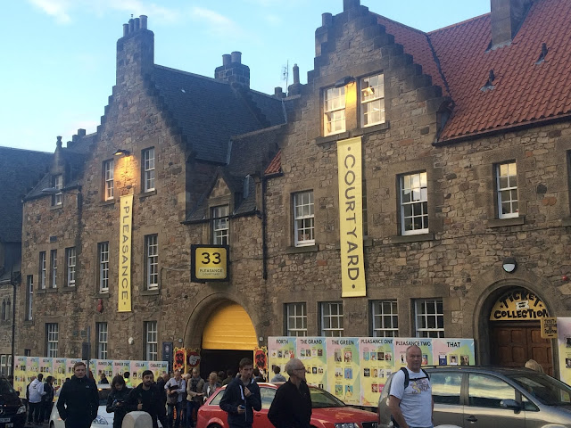 Edinburgh Fringe The Pleasance