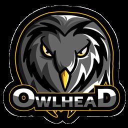 mentahan logo esport burung hantu